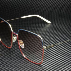 Gucci Gold 60mm Sunglasses